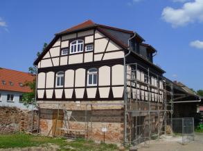 Fachwerkhaus sanierung